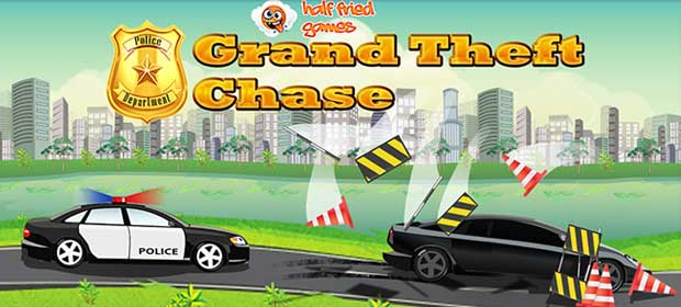 Grand Theft Chase: Drag Race