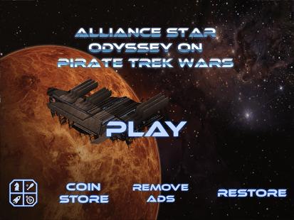 Pirate Star Odyssey - Trek War