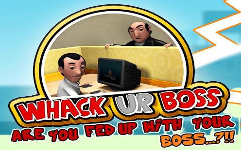 Whack Ur Boss