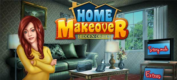 Hidden Object - Home Makeover