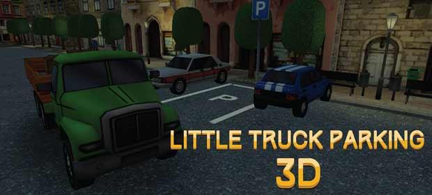 Little Truck Parking 3D