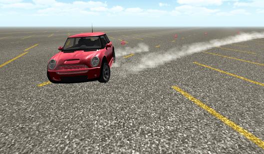 Slalom Racing Simulator