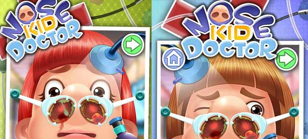 Nose Doctor - Free games