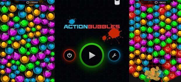 Action Bubbles