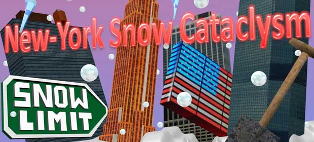 New-York Snow Cataclysm