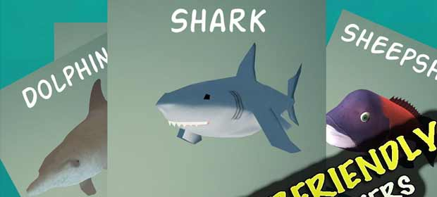 Shark & Dolphin &...- Reef Run