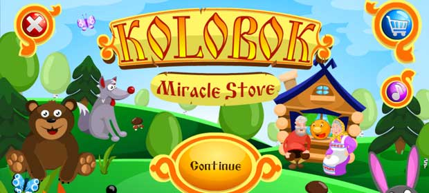 Kolobok:The Miracle Stove