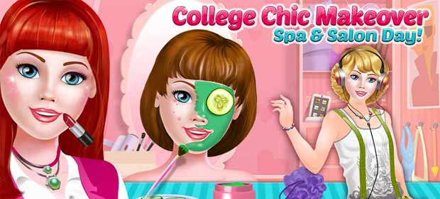College Chic Makeover
