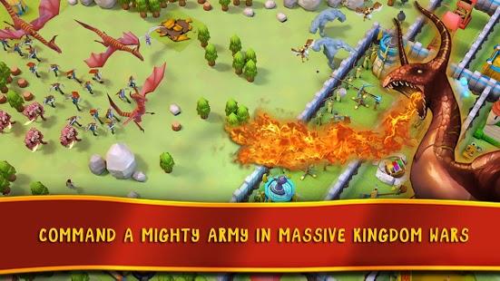 Greed for Glory: Kingdom Wars