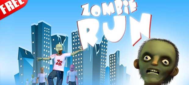 Zombie Runner - Run Zombie Run