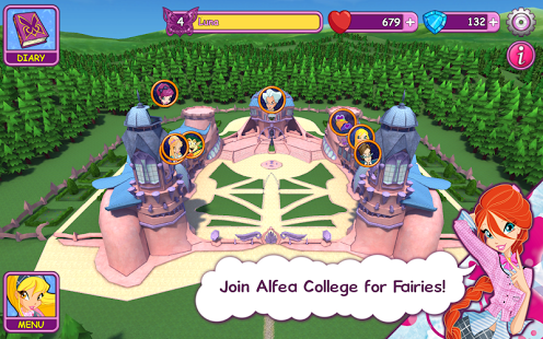 Winx Fairy School