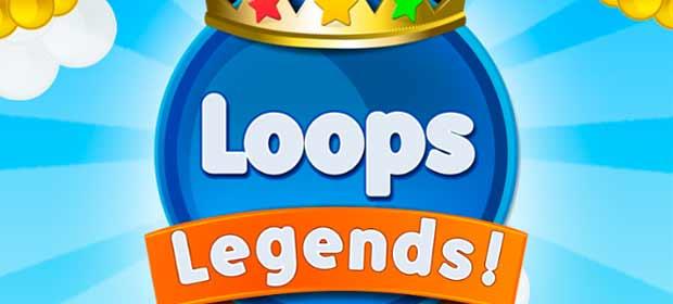 Loops Legends - dots adventure