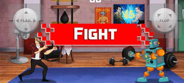 Flop Fu - Physics Fighter