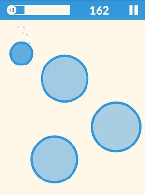 Bubble Flurry