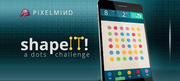 Shape It A Dots Challenge