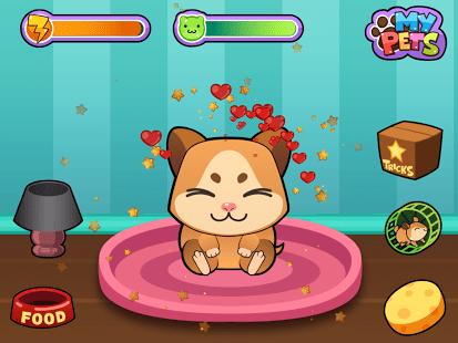 My Virtual Hamster - Cute Pet