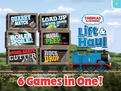 Thomas & Friends: Lift & Haul