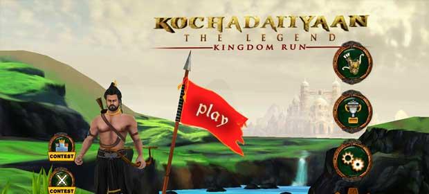 Kochadaiiyaan:Kingdom Run
