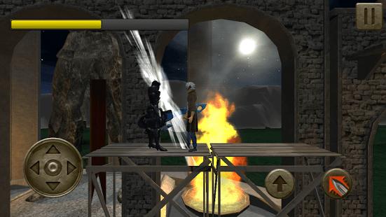 Fantasy Warrior 3D