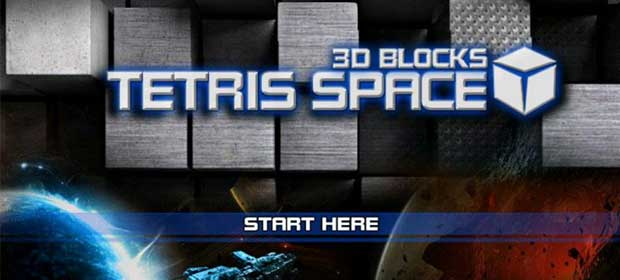 Tetris Space-3D Blocks