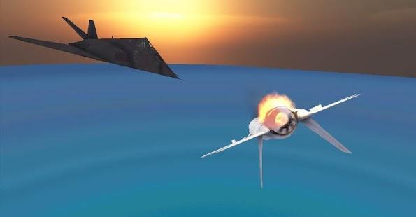 Jet Tilt Simulator 3D