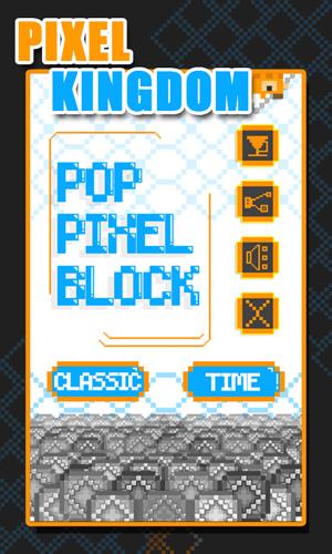 Pop Pixel Block