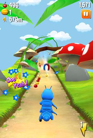 Turbo Bugs 2 - Survival Run