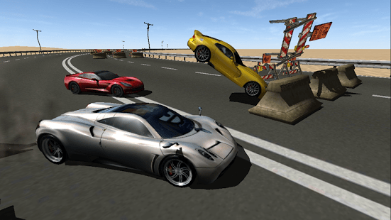 Highway Impossible 3D Race Pro