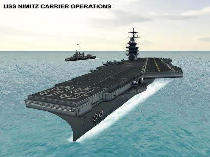 Carrier Helicopter Flight Sim