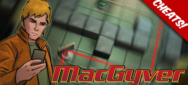 MacGyver Deadly Descent: Official Cheats