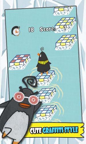 Doodle Penguin Rush