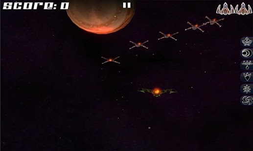 Afterburn: 3D space shooter
