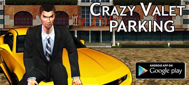 Crazy Valet Parking King 3D