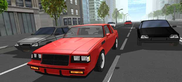 Traffic Street Racing: Muscle