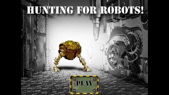 Hunting robot