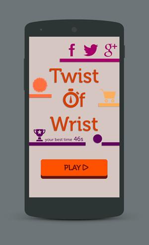 Twist of Wrist