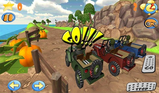 Wild race cars 2 ( Jeep 4x4 )