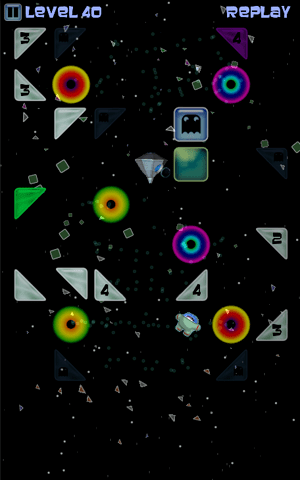 Space Shards