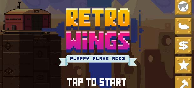 RETRO WINGS