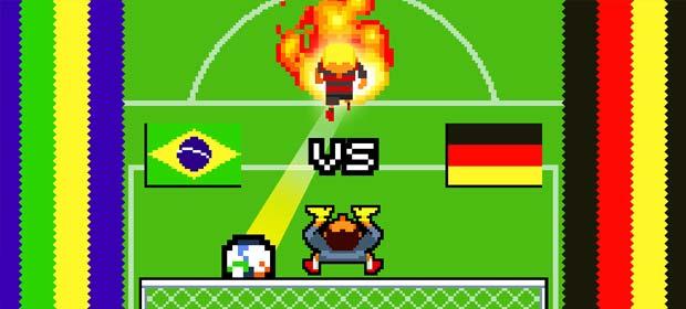 Brazil vs Germany - 7-1 Game