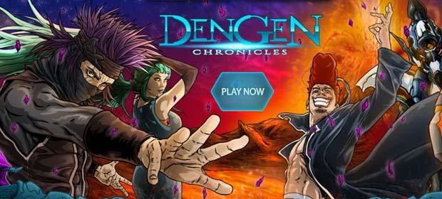 Dengen Chronicles TCG