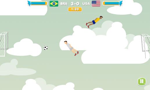 Sky Soccer Free Football Game