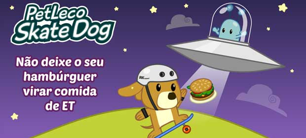 PetLeco SkateDog