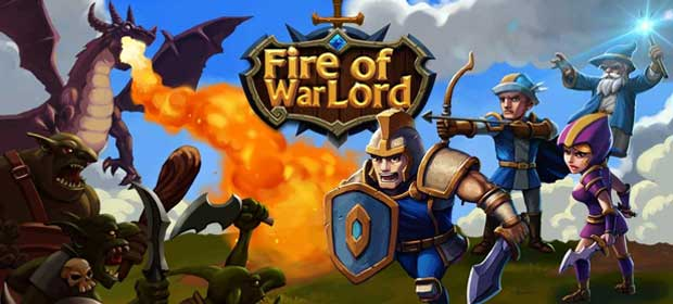 Fire of Warlord: Epic Revenge