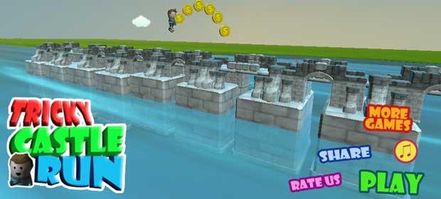Tricky Castle Run 3D
