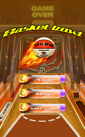 SKEE BASKET BALL