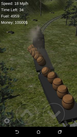 Fast Train 3D