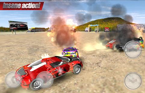 4x4 Sportcars Derby Racing