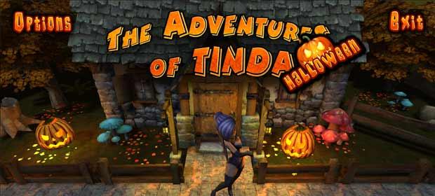 Adventures Of TINDA HALLOWEEN