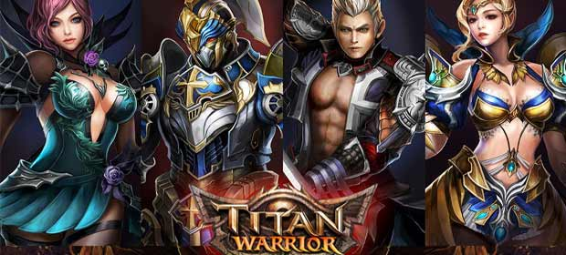 Titan Warrior